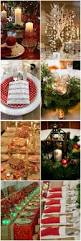 Easy Simple Christmas Table Decorations Best 25 Christmas Party Centerpieces Ideas On Pinterest