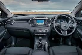 Kia Sorento 2015 Interior New Kia Sorento 2015 Review Auto Express