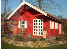 eco friendly log cabin scott quick garden co uk quick garden