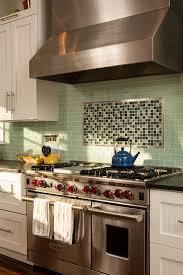 green tile backsplash kitchen beadboard backsplash tile kitchen craftsman with