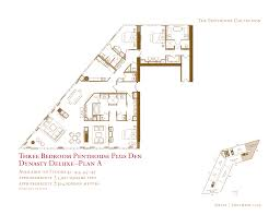 panorama towers floor plans mandarin oriental las vegas unit 4306