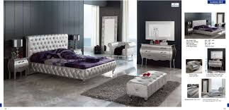 Grey Queen Size Bedroom Furniture Grey Tufted Large Size Bed Frames With Awesome Interior