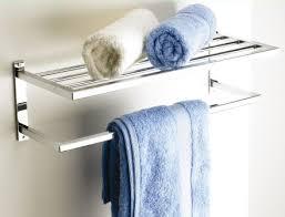 Bathroom Shelves For Towels Hotel Style Towel Shelf Bath Pinterest Towel Shelf Towels