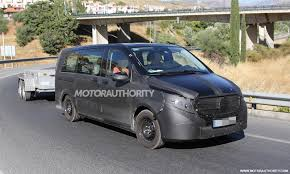 mercedes v class mpv may land in u s showrooms report