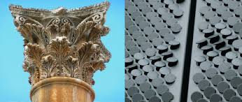 the return of ornamentation in architecture for what purpose to