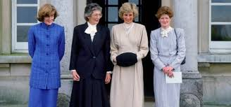 lady charlotte diana spencer diana s sisters where are lady sarah and lady jane now channel24