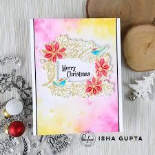 merry christmas cards u2013 pinkfresh studio