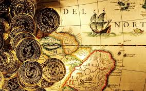 World Map Wallpaper Old Compass And World Map Wallpaper
