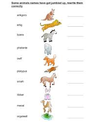 animals printables worksheets free animals and their homes