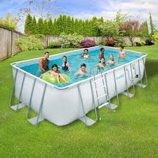 how much value does a pool add to your home ehow summer waves elite 9 ft x 18 ft rectangular 52 in deep metal