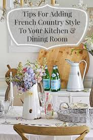 French Country Coastal Decor Best 25 French Country Dining Room Ideas On Pinterest French