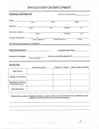 totally free resume forms fill out resume form matchboard co 6 filling with no work