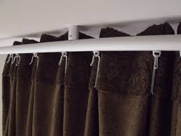 Ceiling Mounted Curtain Track System Curtains Ikea Curtain System Ideas Best 20 Curtain Tracks