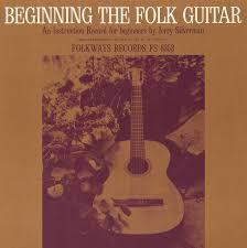 beginning folk guitar an instruction record for beginners