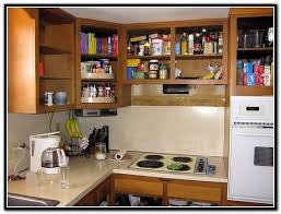 Kitchen Cabinet Without Doors by Cabinets Home Design Ideas