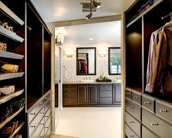 Master Bathroom Images by Walk Through Closet Design Ideas Pictures Remodel And Decor