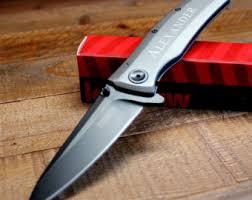 Personalized Groomsmen Knives Knife Etsy