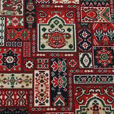 Windsor Rug Windsor Panel Red Wilton Carpet