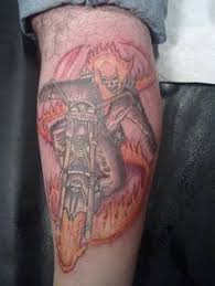 ghost rider tattoo picture celtic ghost tattoos pinterest