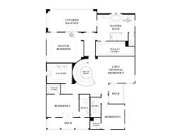 georgia southern housing floor plans belle haven residence two floor plan at pacifica san juan belle