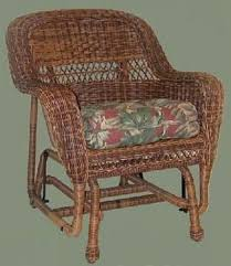 Outdoor Single Glider Chair Resin Wicker Chairs Outdoor Wicker Chairs