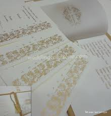Scroll Invitation Cards Wedding Invitation Wording Pakistan Yaseen For