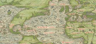 United States Map With Longitude And Latitude Lines And Cities by Scott Wolter Answers Oak Island 1179 Map