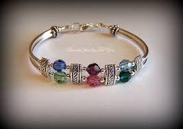 mothers birthstone bracelet personalized birthstone bracelet custom jewelry gifts for mothers