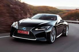lexus lc trailer 2018 lexus lc 500h review behind the wheel