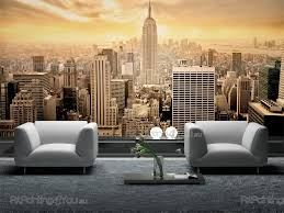 wall murals posters new york sunset mcc1165en artpainting4you eu new york sunset wall murals cities posters