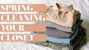 Cleaning Out Your Wardrobe How To Clean Out Your Closet Minimal Wardrobe Series Youtube