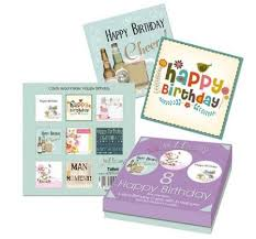 wholesale boxed birthday and greetings cards