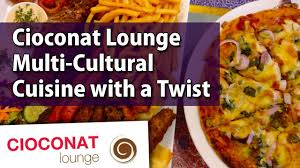 cuisine colombo must try halal multi cultural cuisine at cioconat lounge