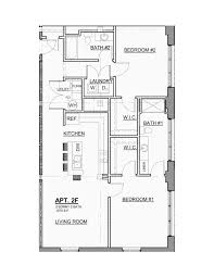 floor plans pricing clock house condos 2f 1375 sf 2 bed 2 bath