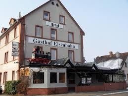 Mosbach Baden Hotel Gasthof Destile Eisenbahn Deutschland Mosbach Booking Com