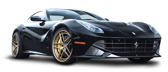 black ferrari black ferrari f12 berlinetta car png image pngpix