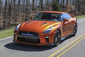 Nissan Gtr Automatic - the 2017 nissan gt r premium is an even bigger and badder beast