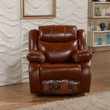 canapé repose pied canapé une place en cuir avec repose pieds