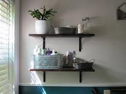 easy and smart bathroom shelf ideas home design ideas