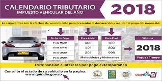 pago de impuesto vehicular en linea inicio gobernación del quindio