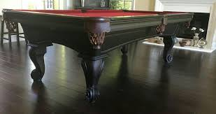 Used Billiard Tables by Pool Tables Preowned Used Billiard Tables Great Prices