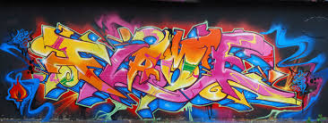 How To Graffiti With Spray Paint - art primo about flame spray paint