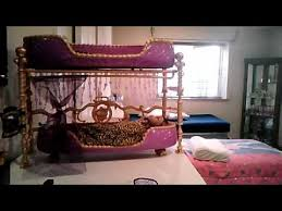 Monster High Bedroom Furniture by Clawdeen Wolf