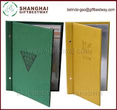 menu covers wholesale price competitive wholesale high quality fold out menu covers