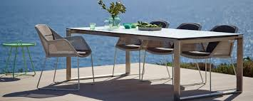 Dining Tables And Chairs Adelaide Dining Table Aluminum 84 X 42 Outdoor Dining Table Outdoor