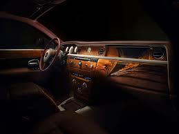 rolls royce ghost interior lights rolls royce u0027s travel phantom a showcase of bespoke artistry