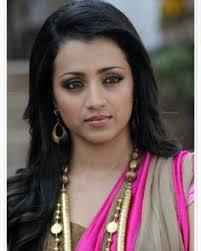 trisha hair in vtv trisha in saree vtv google search saree pinterest saree
