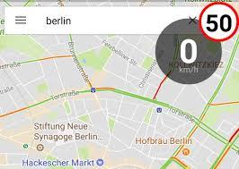 Giigle Maps Google Maps Blitzer Warner Während Der Navigation Unsere Tipps