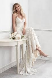 simple lace wedding dresses best 25 boho lace wedding dress ideas on bohemian