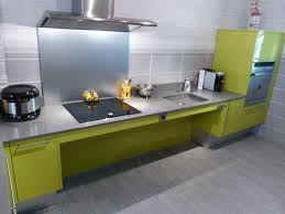 cuisine handicap ergo mobilys une cuisine contemporaine adaptée à chaque handicap